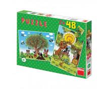 [Puzzle 2v1 - Krteček 1]