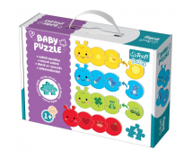 [Baby Puzzle - Farby]