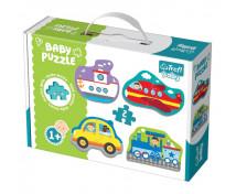 [Baby puzzle - Dopravní prostředky]