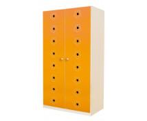 [Dvere 8- kvety oranžové]