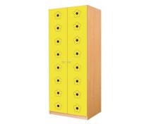 [Dveře 6 - MDF - Květy - žluté]