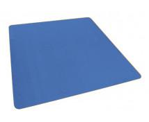 [Penový koberec Mid-Form modrý]