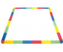 [Okraje pro Pěnový koberec XL - v 4 barvách]