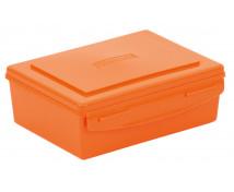 [Úložný kontajner, 1,4 l - oranžový]