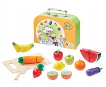 [Sada na rezanie v kufríku - Ovocie a zelenina]