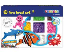 [Na dnie oceanu 3D - zestaw koralików]