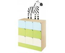 [Skříňka Zebra]