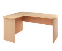 [Písací stôl, BUK - ľavý]