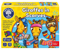 [Žirafy se šálami - hra]