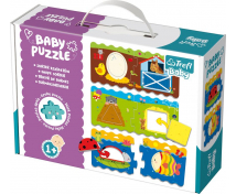 [Baby puzzle - tvary]