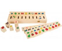 [Dřevěný box na třídění obrázků 2]