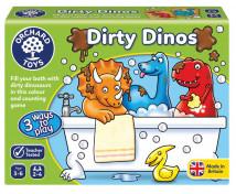 [Špinavé dinosauři - hra]