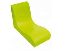 [Fotel SOFT Relax dla 1 dziecka - zielony]