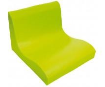 [Fotel SOFT Relax dla 2 dzieci -zielony]