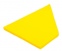 [Matrace 3 - žlutá, hrúbka 5 cm]