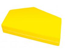 [Matrace 5 - žlutá, hrúbka 15 cm]