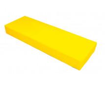 [Matrace 9 - žlutá, tloušťka 15 cm]