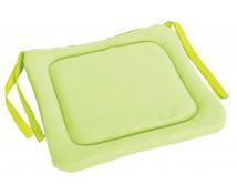[Sedák na stoličku 3 - zelený 34x34 cm VYP]