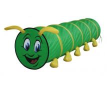 [Tunel húsenica zelená]