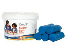 [Creall - ultra jemná modelovacia hmota - modrá 1750g]