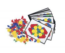 [Geomet. tvary z plastu s kart.úloh]