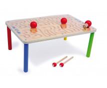 [Magnetický stolček pre dvoch]