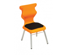 [Dobrá stolička - Classic Soft (26 cm) oranžová]