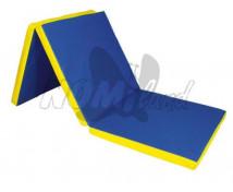 [Skladaný matrac - tvrdý - 180 x 60 x 5 cm]