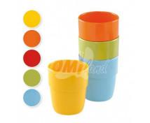 [Malý pohárik - 0,23 l - oranžový]
