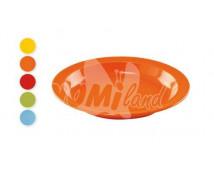 [Malý tanier - oranžový]