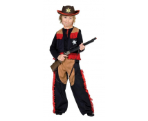 [Cowboy - veľkosť 116]