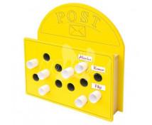 [Poštová schránka/žltá  B]