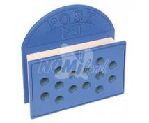 [Poštová schránka/modrá  B]