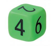 [Veľká plastová kocka s číslami]