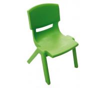 [Stolička plast. 26 cm zelená]