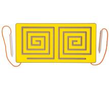 [Grafomotorický labyrint DUO 1]