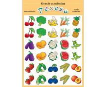 [Pexeso - Ovocie a zelenina]