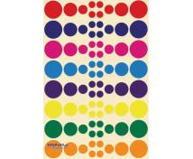 [Nálepky - Kruhy (640 ks)]