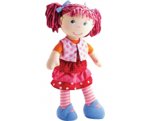 [Textilní panenka Lili]