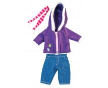 [Oblečenie pre bábiky - 32 cm - Zimná súprava pre dievča 1]