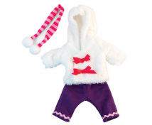 [Oblečenie pre bábiky - 32 cm- Zimná súprava pre dievča 2]