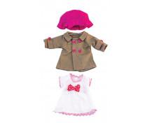 [Oblečenie pre bábiky - 32 cm- Prechodné oblečenie pre dievča 1]