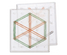 [Geometrická tabulka, 6 ks]