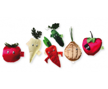 [Čelenky - Zelenina a ovocie]