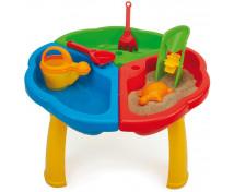[Stolík s hračkami do piesku a vody]