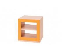 [Blok nízký - oranžový]