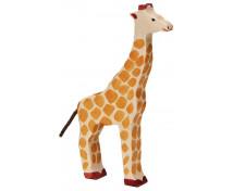 [Drevené divé zvieratká - Žirafa]