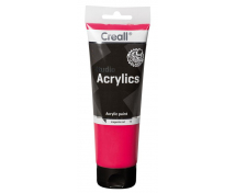 [Akrylové barvy, 250 ml - magenta (růžová)]