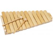 [Dřevěný xylofon]
