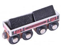 [Vagónek - S uhlím]